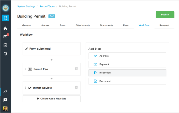 Customized Workflow - ViewPoint Cloud