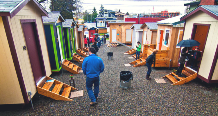 [Webinar] Tiny House Villages as a Crisis Solution to Homelessness