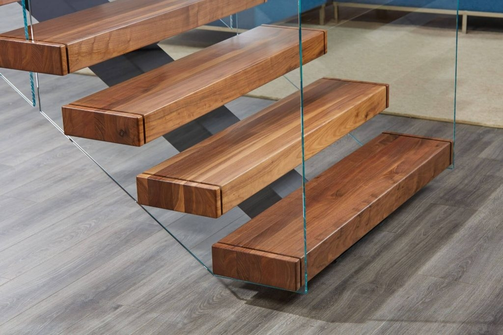 Glass Railing Cost Guide To Frameless And Framed Systems Viewrail | Glass For Stairs Price | Laminated Glass | Stairwell | Glazed | Outdoor | Toughened