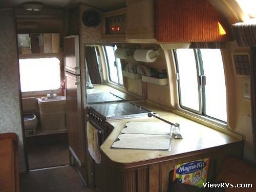 Freds Airstream Archives 1977 Airstream