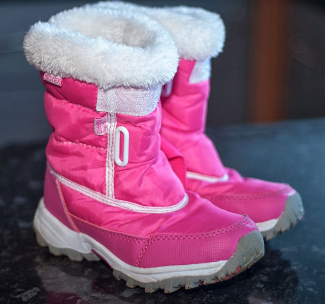 Regatta Isotex Pink Snow Boots – Review