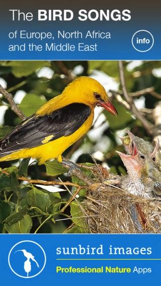 Bird Songs Sunbird Images App - Review