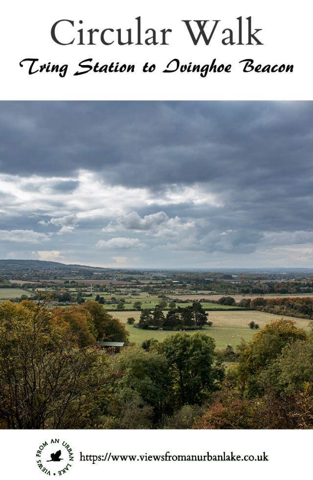 Tring station to Ivinghoe beacon a circular walk, great for a spring or summers day for a family