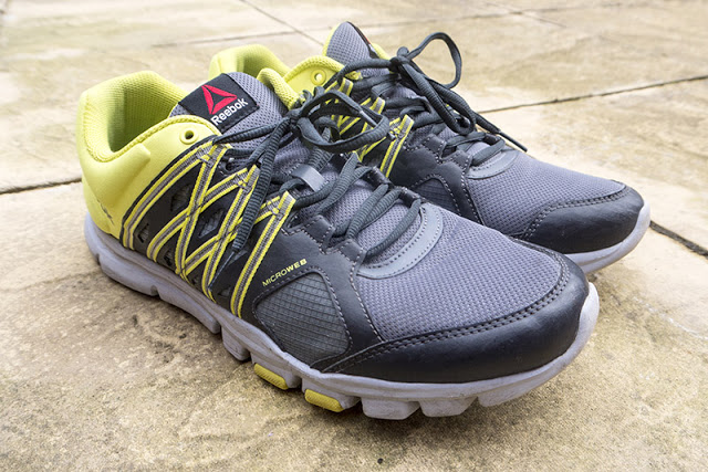 Reebok Yourflex Train 8.0 - Review