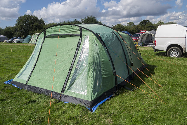 Coleman Mosedale 5 Tent - Review