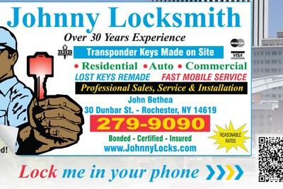 Johnny Locksmith