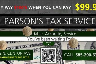 Parsons Tax