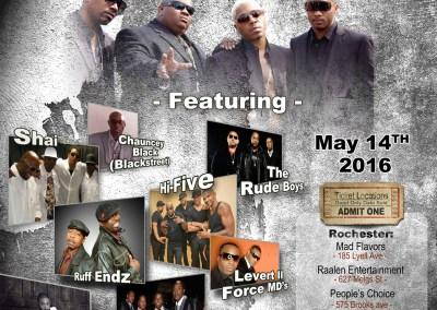 Dru Hill Concert