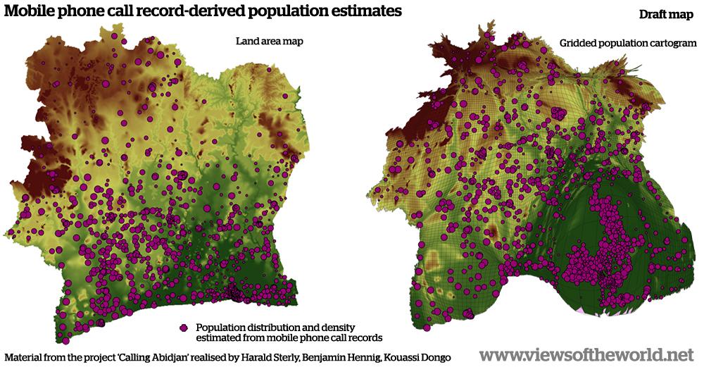 Ivory 2013 Population Coast