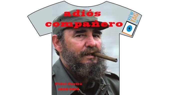 Fidel Castro - Θρήνος
