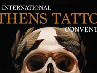 ATHENS TATTOO CONVENTION