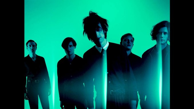 THE HORRORS – SOMETHING TO REMEMBER ME BY
