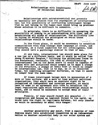 Resultado de imagen de Documento secreto de Einstein