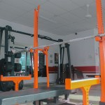 vi fitness competition rack
