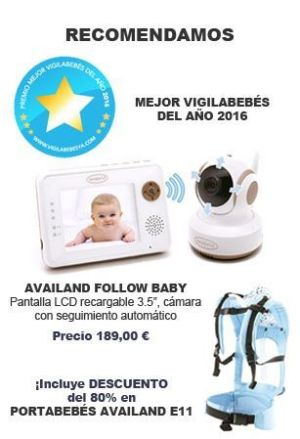 AVAILAND 189 - 2016 - portabebes e11