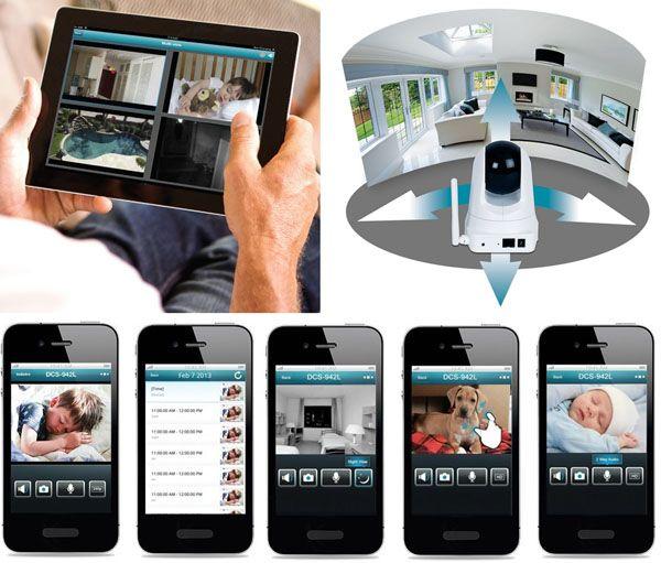 camara ip Wifi D-Link DCS-5020L