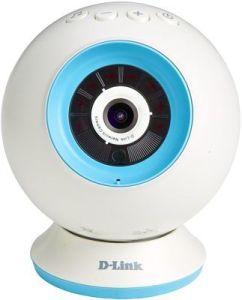 D-Link DCS-825L - mejor camara vigilancia bebe