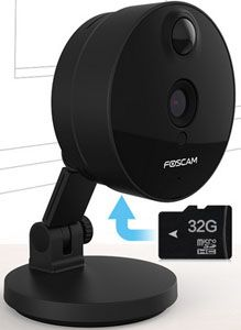 Foscam C1 tarjeta -