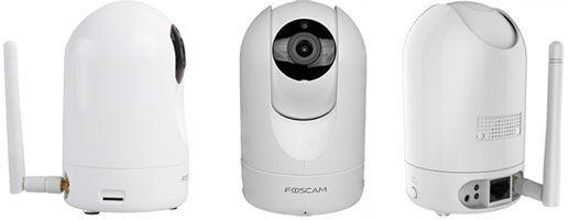Camara Foscam R2/W vistas
