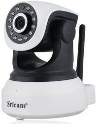 camara ip wifi sricam SP017 - videovigilancia bebe