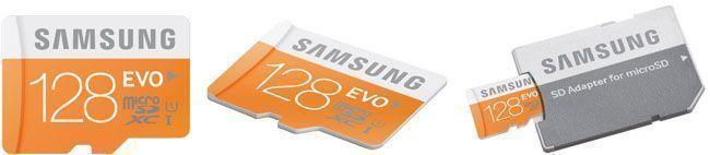 Tarjeta compatible 128 GB