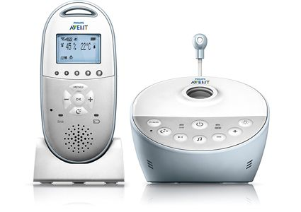 intercomunicador philips avent scd580