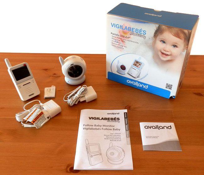 Sistema videovigilancia bebes