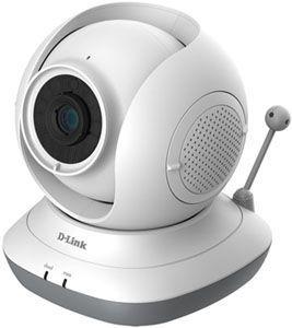 Camara ip wifi vigilabebes D-Link EyeOn nanas termometro