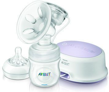 mejor sacaleches Philips Avent SCF332 01