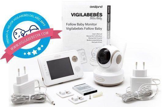 Comprar Availand Follow Baby - Premio mejor vigilabebes 2017