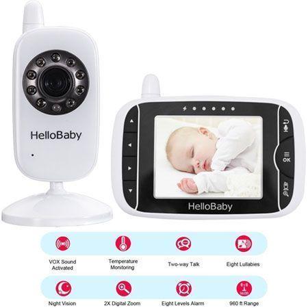 Hello Baby HB32 - Funciones