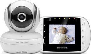 Vigilabebes con camara Motorola MBP33S