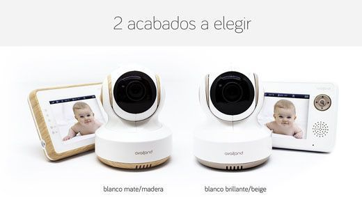 availand follow baby new edition - mejor vigilabebes con camara