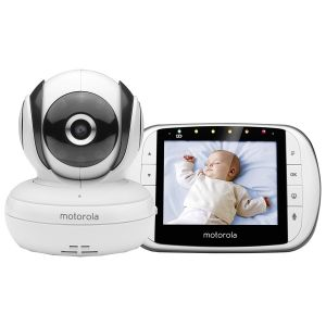 motorola mbp36sc monitor para bebé con cámara
