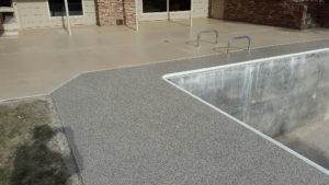 Outdoor surfaces