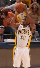 Appearing in 45 games last season, GRIII averaged 3.8 points and 1.5 rebounds per game.