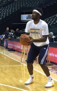 Solomon Hill averaged 7 points and 3.2 rebounds per game in his first two years as a pro.