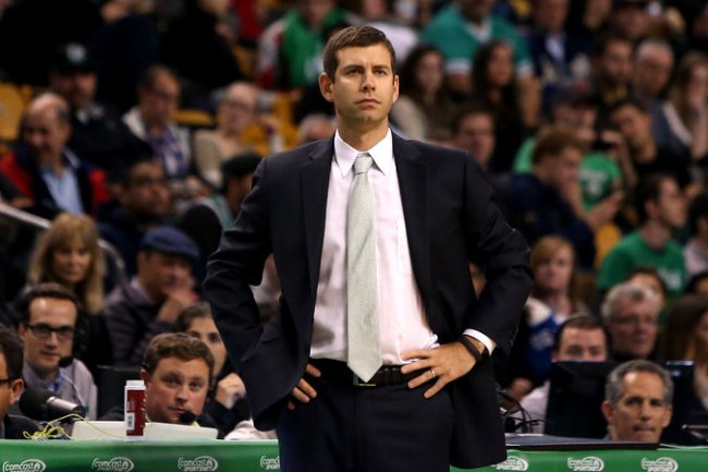 Brad Stevens has a great relationship with Frank Vogel.