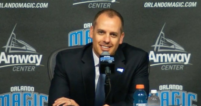 Frank Vogel was 250-181 in five and a half seasons as Pacers head coach.