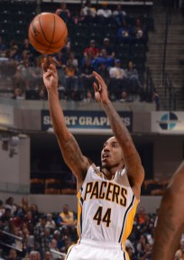 Teague scored a game-high 21 points in the Pacers' win over the Bulls. [Frank McGrath/PS&E]