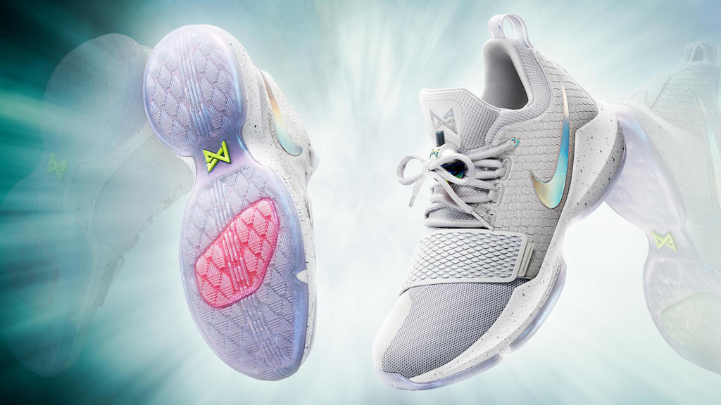 Nike Debuts Paul George's First Signature Sneaker, The PG1