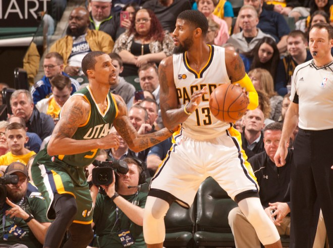 541abba9c42 Paul George hopeful to be voted on All-NBA team