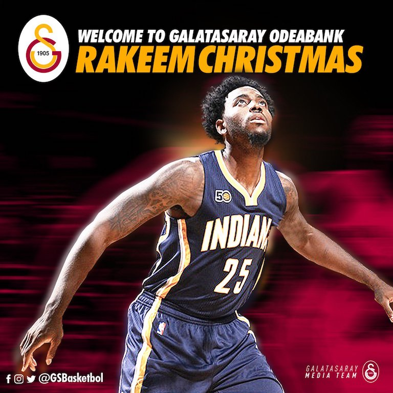 Sources: Pacers waive Rakeem Christmas | Vigilant Sports