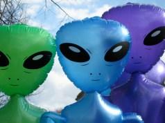 Aliens: serão humanoides de fato, ou algo completamente diferente (Foto: Flickr/Xenu/Lewis Francis)