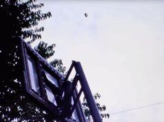 UFO supostamente perseguiu garoto