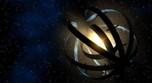 Candidata a portar uma uma Esfera de Dyson, KIC 8462852 apresenta estranha variação de brilho (capnhack.com/Reprodução)