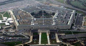 Prédio do Pentágono, que manteve projeto secreto para investigar OVNIs pelo menos até 2012