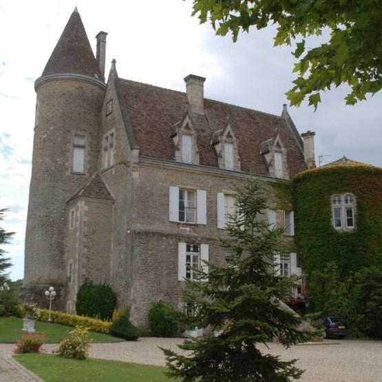 chateau entre 2 mers