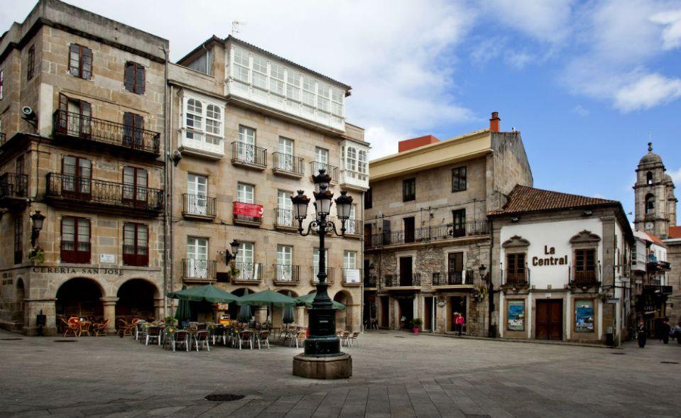 El programa municipal de edificación forzosa empezará en Casco ...