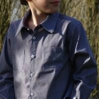 La chemise du presque ado